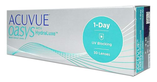 ACUVUE® OASYS 1-Day ®