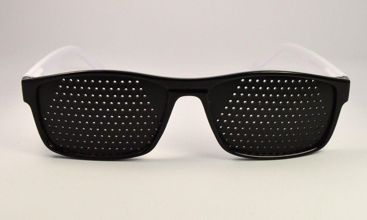 1e6d70bd19a2 Очки-тренажеры предназначены для коррекции зрения при помощи ограничение  светового потока, попадающего в глаза. Они используются для коррекции  пресбиопии, ...
